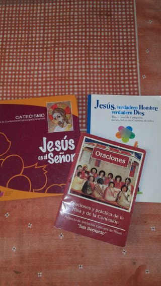 libros de catecismo