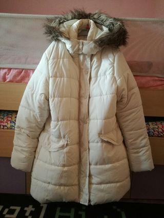 chaqueta larga mujer