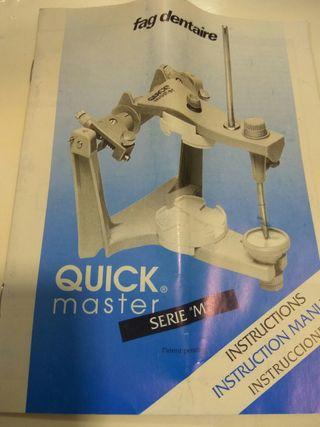 Arco facial Quick master