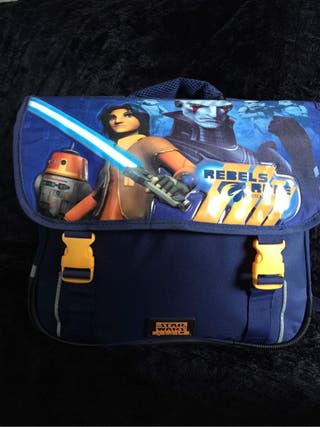 Cartable disney starwars rebel
