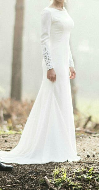 vestido de novia largos de segunda mano en la provincia de cantabria