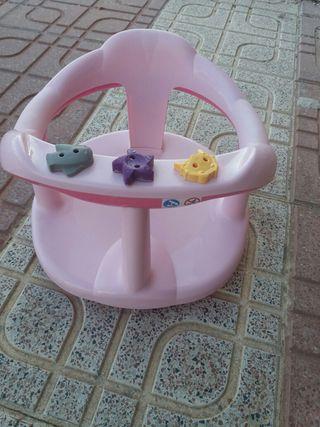 silla baño