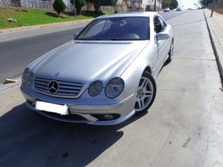 Mercedes-benz CL Coupe 2004