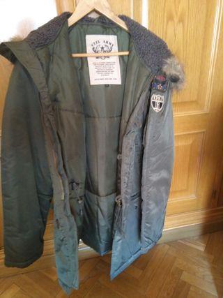chaqueta stix army