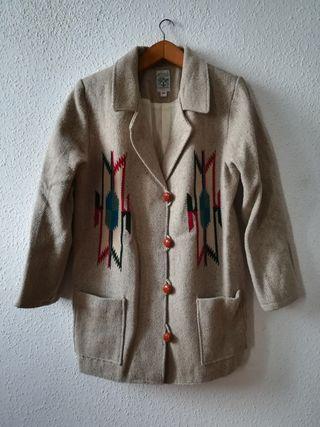 abrigo Chimayo Ortega's.