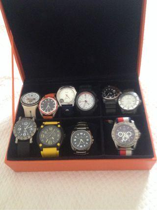 Colecion de relojes
