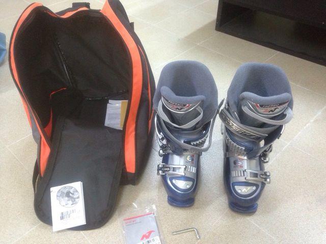 Botas de eski esqui