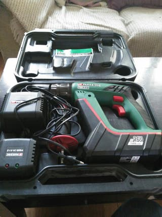 taladro atornillador bateria 24v