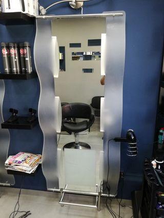 Espejos tocador peluqueria de segunda mano por 100 en burguillos en wallapop - Espejos peluqueria precios ...