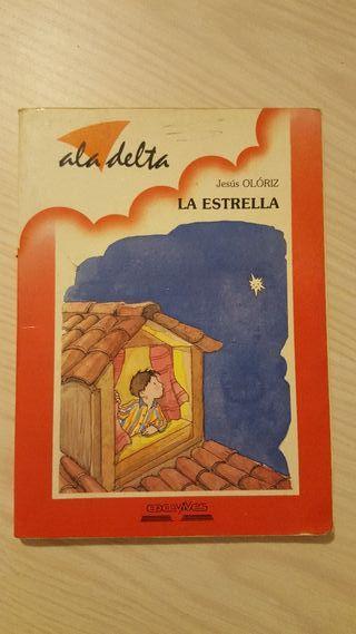 """libro de lectura """"La estrella"""""""