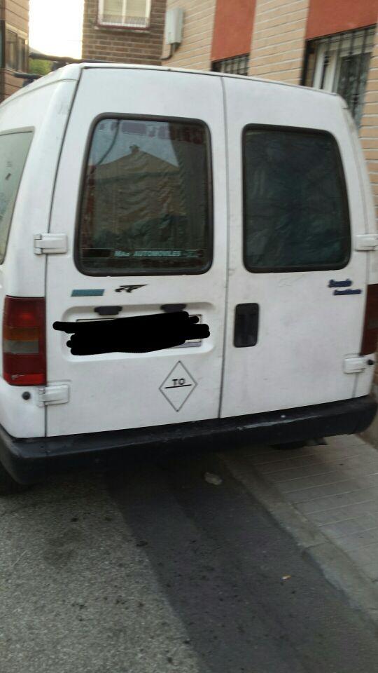 Fiat Scudo 2000