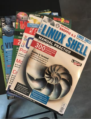 Revistas Linux Magazine