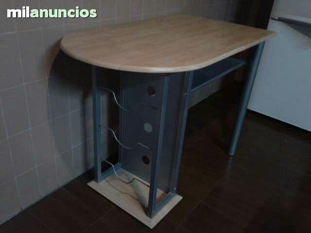 Mesa barra cocina de segunda mano por 90 € en La Granja d\'Escarp en ...