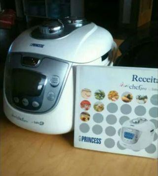 Robot de cocina. Ideal CHEF Pro Marca PRINCESS