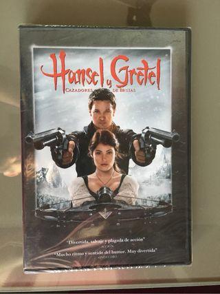 Hansel y Gretel DVD