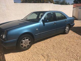 Mercedes-benz Clase E 1995