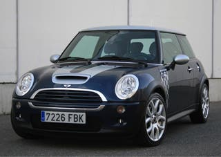 mini Coupé S edición limitada 211cv