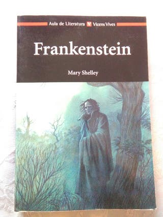 "Libro ""Frankenstein"""
