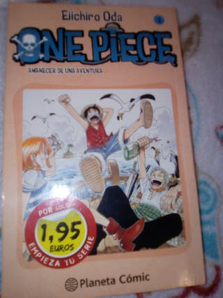 manga, One Piece