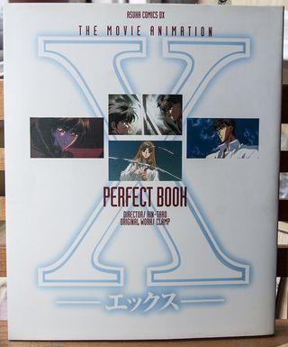 Libro X The Movie Perfect Book