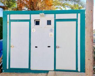 207 cc 307 cambio baño wc móvil