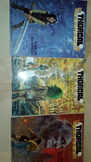 comics. Thorgal. Ed. Zinco