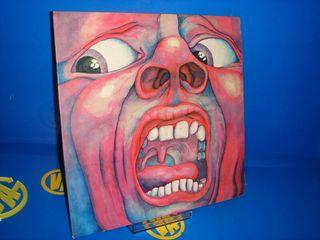Disco vinilo king Crimson edición inglesa