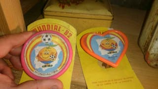 corazones del mundial 82