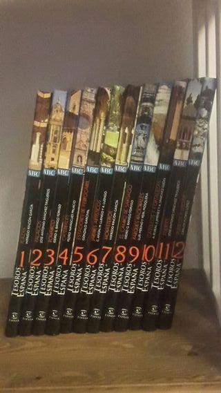 libros de tesoros de españa