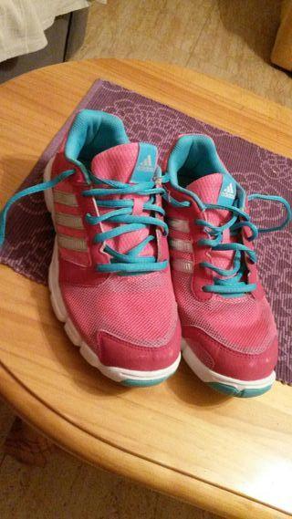 Zapatillas adidas numero 36