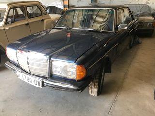 Mercedes-Benz Clase E 1983