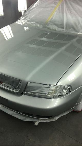 Se ofreze pintor de coches