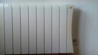 Radiador eléctrico 1000w...Bajo Consumo..