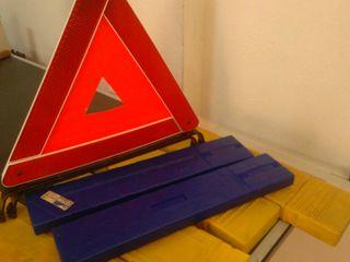 triangulo seguridad