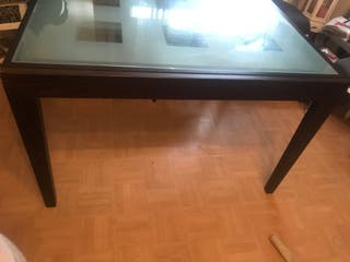 Table salle a manger 4 chaise