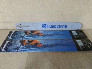 Espada motosierra Husqvarna