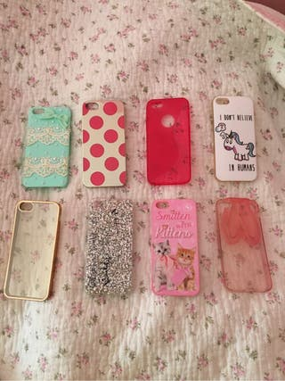 Fundas Iphone 5/5s