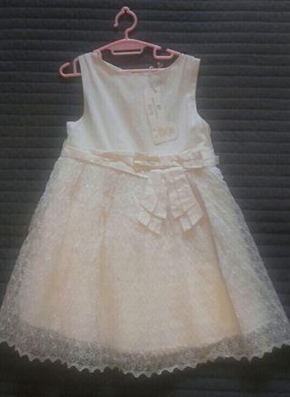 Vestido niña Roberto Torretta