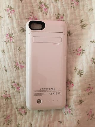 Funda cargador iphone 5/5s