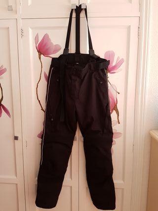 Pantalón de moto de cordura