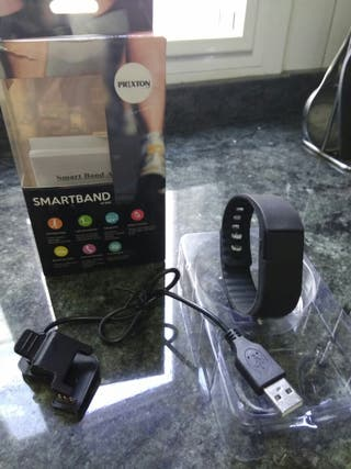 Reloj smartband Prixton con bluetooth