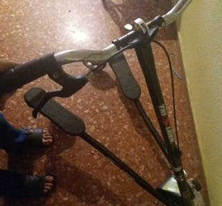 Fliker patin 3 ruedas