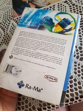 libro de informática Servicios en red.