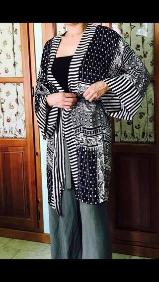 Kimono-vestido