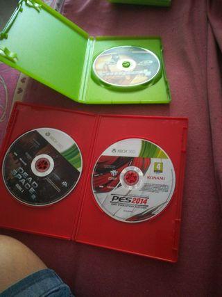juego para la Xbox 360