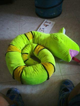 serpiente de 2 metros y pico