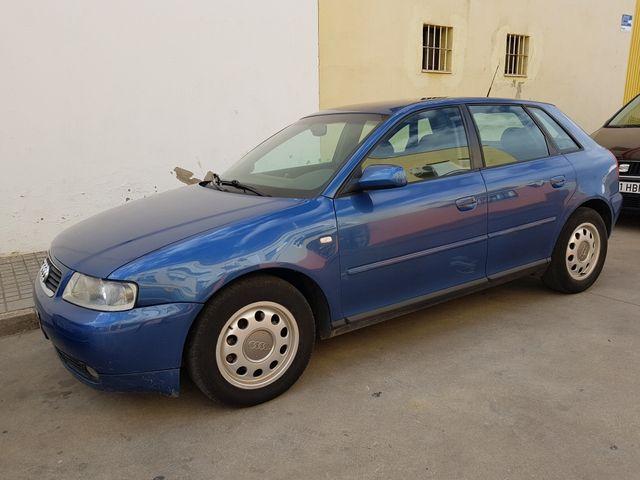 Audi A3 1,9 tdi 2001