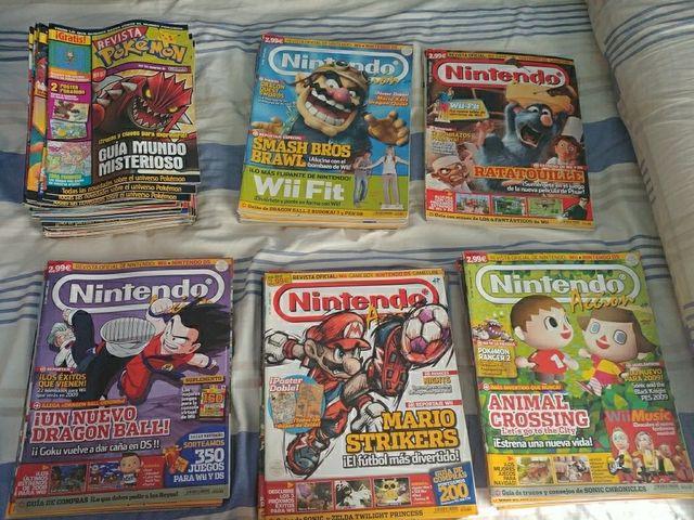 Revistas Nintendo Acción