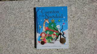 Libro infantil de Navidad