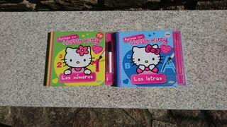 Libros Pizarra Hello Kitty